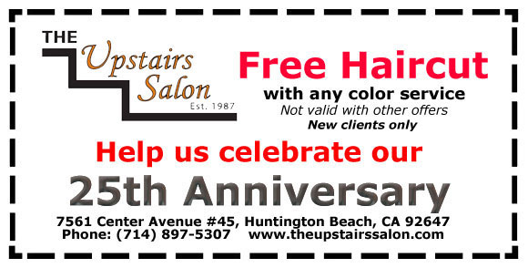 haircut and color coupons coupons amp specials the upstairs salon 4901